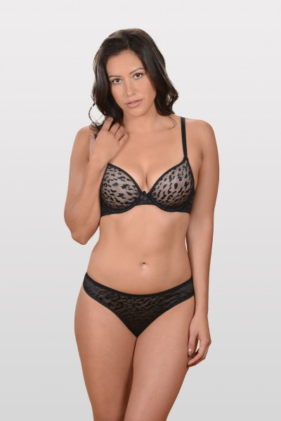 The Siren Lace Push-Up Bra